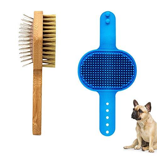Cepillo Perro Doble Marca YGHH