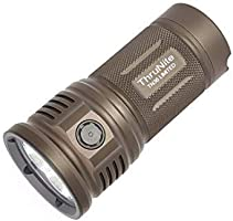 ThruNite TN36 Limited Version 11000 Lumen CREE XHP 70B LED Powerful Floody Flashlight, with ThruNite Batteries...