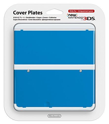 New Nintendo 3DS Zierblende 020 (Blau)