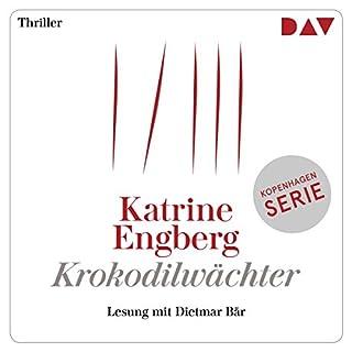 Krokodilwächter (Kørner & Werner 1) Titelbild
