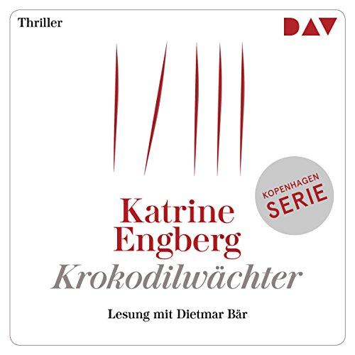 Krokodilwächter audiobook cover art