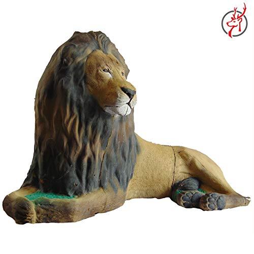 León 3D Animales de Wildlife, Objetivos para Tiro Arco, Camuflaje, Deportes de Arco