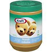Kraft Peanut Butter, Light Smooth, 2kg