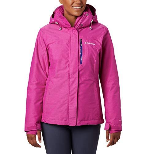 Columbia Damen Alpine Action OH Ski-Jacke, Violett (fuchsia), X-Large