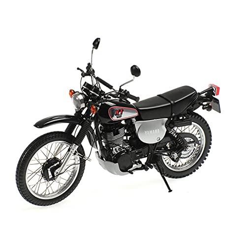 El Maquetas Coche Motocross Fantastico Edición Limitada 1:12 Motocicleta Aleación Simulación Para Yamaha XT500 1986 Modelo Coche Estático Modelo De Coche Juguete Coleccionable Regalos Juegos Mas Vendi