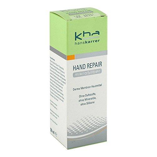 Hans Karrer Hand Repair MikroSilber Creme, 50 ml