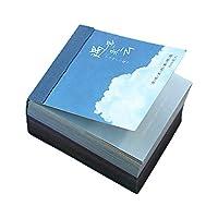 LINLINHOU 400pcsアンティークインスタイルプラントニュースクラフトカードジャーナリング弾丸Diyスクラップブッキングバター素材紙レトロカードC#