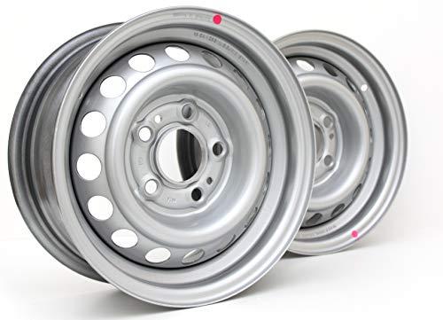 p4U 2 llantas de acero para remolque, llanta de 5,5 J x 13 pulgadas, 112 x 5 ET 30 ml, 67, 900 kg, remolque, caravana, tráiler, ruedas