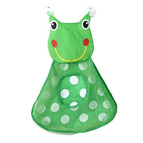 Xuniu Juguete Animal del baño del bebé, Tenedor Neto del Organizador del Bolso del Almacenamiento de la Malla para el Cuarto de baño casero 01