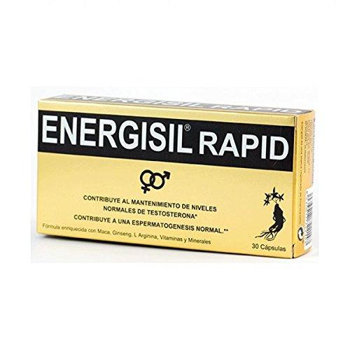 ENERGISIL RAPID 30 CAP