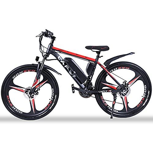 WZW X-2 26 Pulgada Bicicleta Electrica 500W Aluminio Aleación montaña Bicicleta eléctrica 36V / 15Ah Litio Batería Eléctrico Bicicleta 21 Velocidad Ciudad Bicicleta eléctrica por Adultos