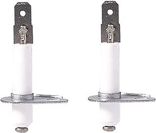 Range Oven Burner Spark ignitor Electrode For 74009336 Amana Maytag Range Spark Electrode # WP74009336, AP6011124 PS11744318 7432P121-60 New 2 Pack