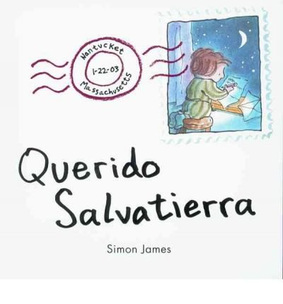 [ [ QUERIDO SALVATIERRA = DEAR MR. BLUEBERRY (SPANISH, ENGLISH) BY(JAMES, SIMON )](AUTHOR)[PAPERBACK]