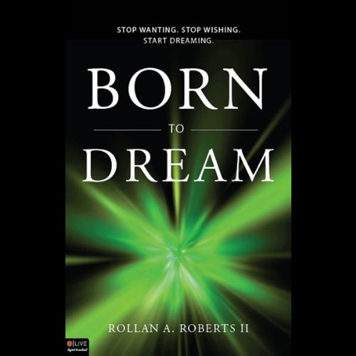 Born to Dream  audiobook cover art