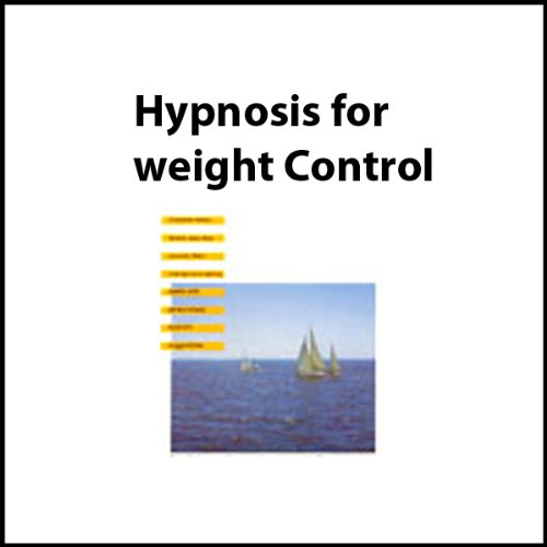 Hypnosis for Weight Control audiobook cover art