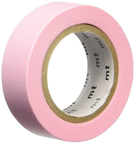 MT Washi Tape – Pastel Pink