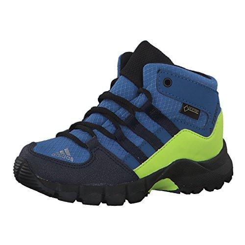 adidas Unisex-Kinder Terrex MID GTX Trekking-& Wanderstiefel, Blau (Azretr/Maruni/Limsol 000), 36...