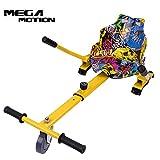 Mega Motion Hoverkart Overkart Kit de Go Kart pour Hoverboard Overboard Gyropode...
