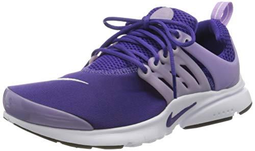 Nike Presto (GS), Zapatillas de Deporte Mujer, Morado (Morado (Court Purple/White-Urban Lilac), 37.5 EU