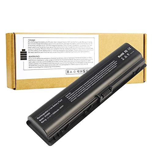 Laptop Battery for HP Pavilion DV2000 DV2100 dv2200 dv2400 dv6000 dv6100 dv6300 dv6500 dv6700 Compaq Presario C700 Battery