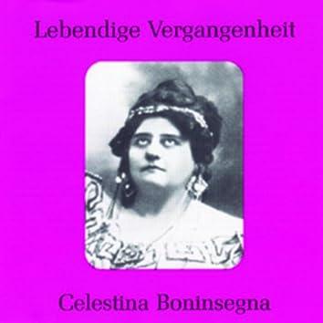 Lebendige Vergangenheit - Celestina Boninsegna