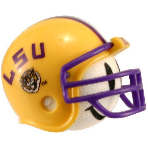 NCAA LSU Tigers Football Helmet Antenna Topper -