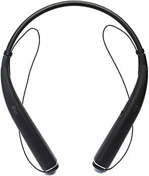 LG Tone Pro HBS-780 Black Bluetooth Wireless Stereo Headset with Phone Griper Stand  Retail Packing