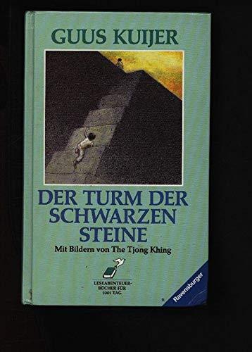 Der Turm der schwarzen Steine (Leseabenteuer-Bücher für 1001 Tag)