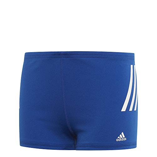 adidas Jungen PRO BX 3S Y Swimsuit, Team royal Blue/White, 7-8Y