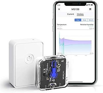 Meross Wireless Thermometer Hygrometer with Alert