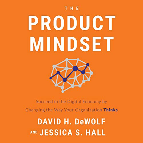 The Product Mindset  By  cover art