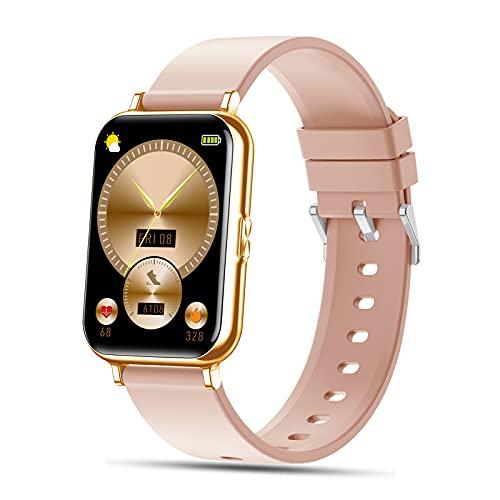 Smartwatch, SEPVER Orologio Fitness Donna Uomo con 1.65  Full Touch, Activity Tracker Impermeabil IP68, Cardiofrequenzimetro da polso, Orologio Sportivo Contapassi Smart Watch per Android iOS