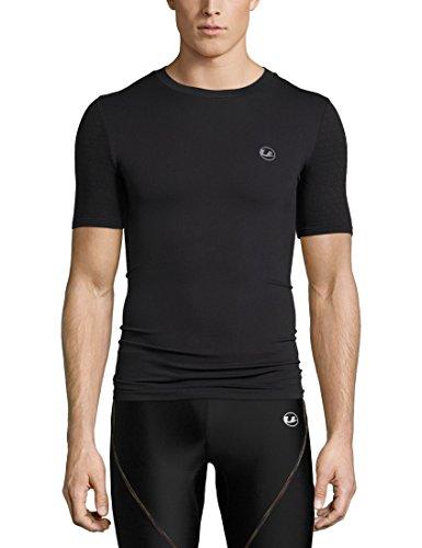 Ultrasport Basic Noam Camiseta de compresión sin Costuras,