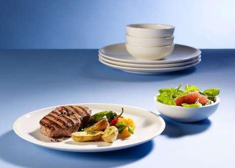 Villeroy & Boch 10-4130-9048 Artesano Original BBQ-Set 8-teilig, Premium Porzellan