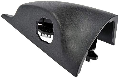 Dorman 74952 Driver Side Door Mirror Mount Cover for Select Ford Models