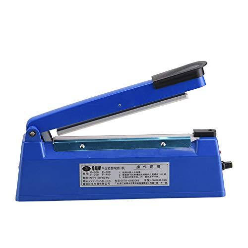 Sellador térmico de impulsos, transformador de cobre puro de sellado térmico, sellador manual de bolsas Sellador térmico