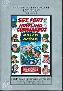 Marvel Master Works Sgt Fury HC Vol 02