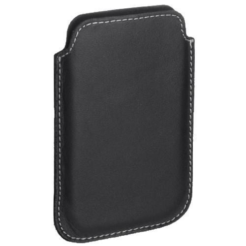 andyhandyshop Echt-Leder Handy-Tasche für Smartphone Allview P5 Energy