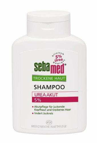 Sebamed Trockene Haut Urea 5% Shampoo 200ml, 2er Pack (2 x 200 ml)
