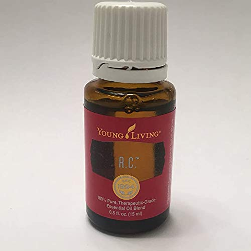 Young Living Essential & Massage Oils Blends Rc Essential Oil - 15 Ml