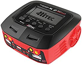 Hitec RCD Inc. X2 AC Plus Black Edition Multi-Function AC/DC Charger, HRC44270