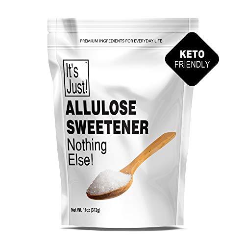 Allulose Keto Sweetener, Zero Net Carbs