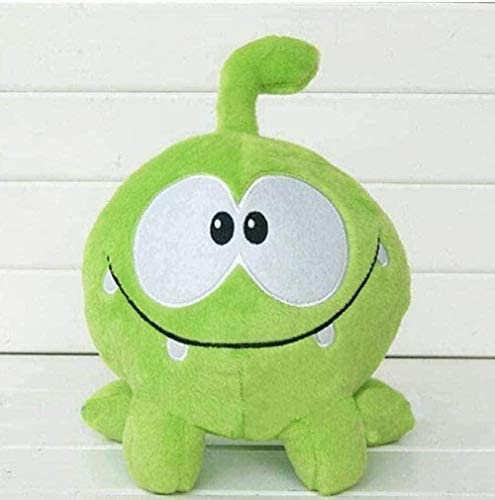 NC56 Plush Toys Lovely Cut The Rope Om Nom Plush Doll Soft Stuffed Cartoon Frog Animals Toy product image