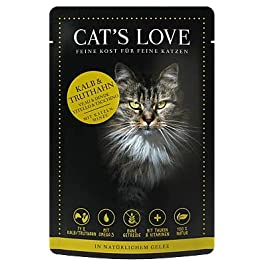 Cat's Love Poulty Adult 400g