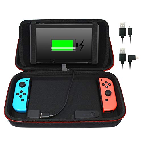 FYOUNG Nintendo Switch Charging Case