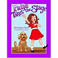 Paije Takes the Stage, Character Building Picture Book, Teaching Manners
