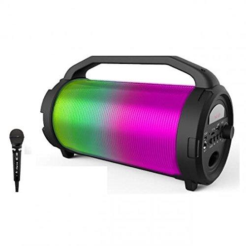 IDance Cyclone 400 - Altavoz portátil Karaoke Bluetooth