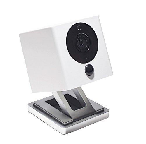 iSmartAlarm ISC5 SPOT: WLAN HD Sicherheitskamera mit Nachtsicht
