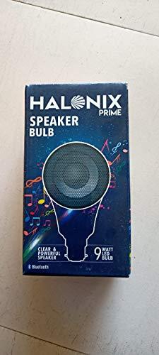 HALONIX,LED Prime Speaker Bulb,9W(Pack of 2)