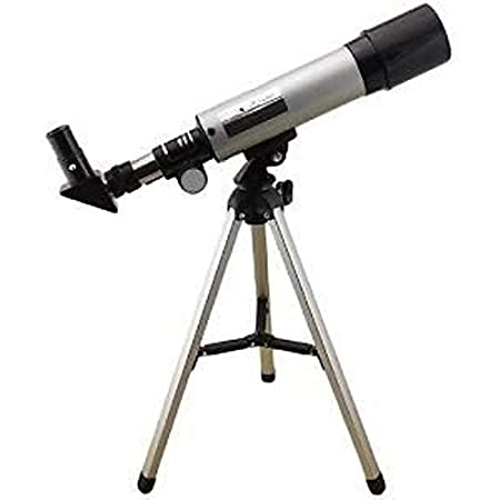 Flipco 90X High Power F36050mm Refractor Type Space Astronomical Telescope for Kids with Portable Tripod